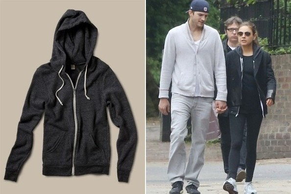 Get the Look - Mila Kunis' Favorite Hoodie