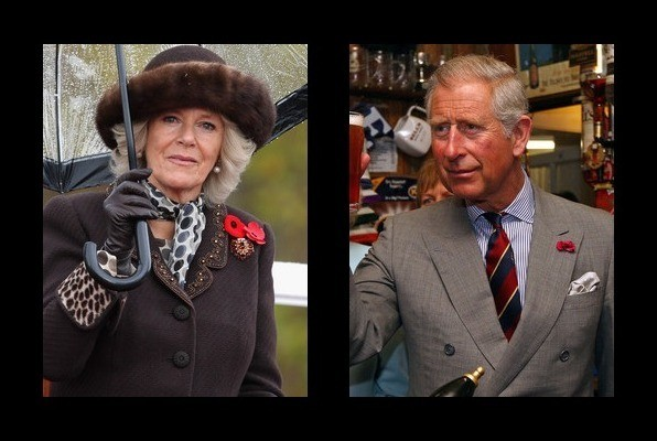 Camilla Parker Bowles is married to Prince Charles