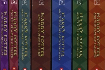 Facebook Users Have Spoken: 'Harry Potter' Is Their Favorite Book