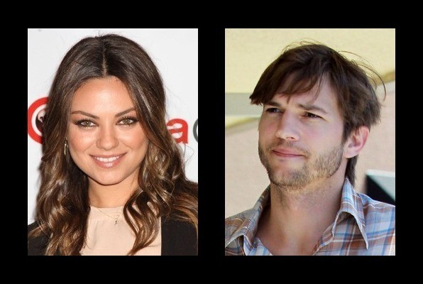 Mila Kunis is engaged to Ashton Kutcher