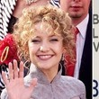 Her Naturally Curly Hair