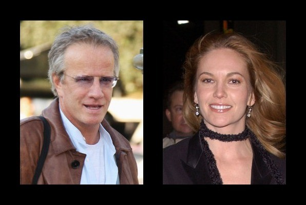 Christopher Lambert was married to Diane Lane ...