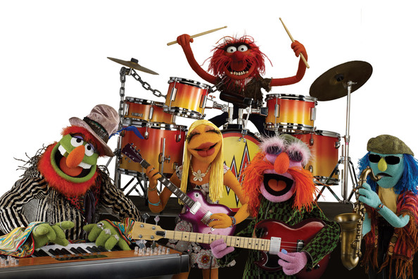 Dr. Teeth and the Electric Mayhem, 'The Muppet Show'