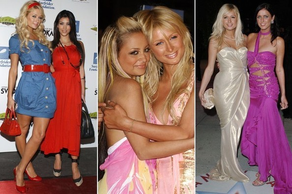 #TBT: Paris Hilton's Fashionable Friends