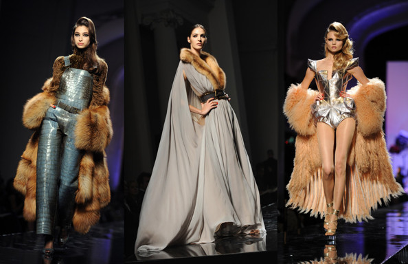 Getty Images French Design Renegade Jean Paul Gaultier Presented His Autumn Winter