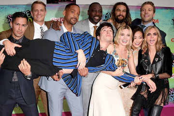 The 'Suicide Squad' Stars Out of Costume