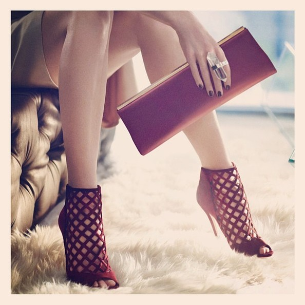 #FF: Five Shoe Brands to Follow on Instagram This Second