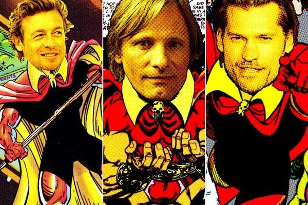 Casting Adam Warlock: Actors Who'd Be as Good as Gold