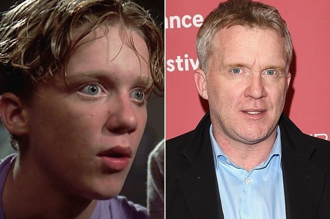 anthony michael hall where are they now the cast of