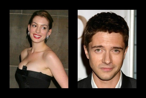 Whose anne hathaway dating