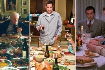 The Best Thanksgiving Dinner Spreads from Movies