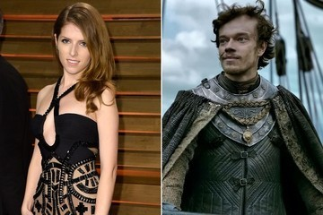 The 7 Stages of Dealing with That Rumor About Anna Kendrick Dating Theon Greyjoy