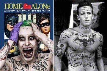 The Internet Reacts to Jared Leto's Joker