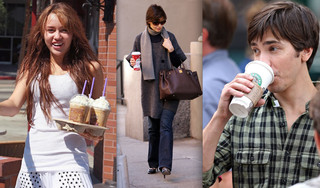 Celebrities Love Coffee