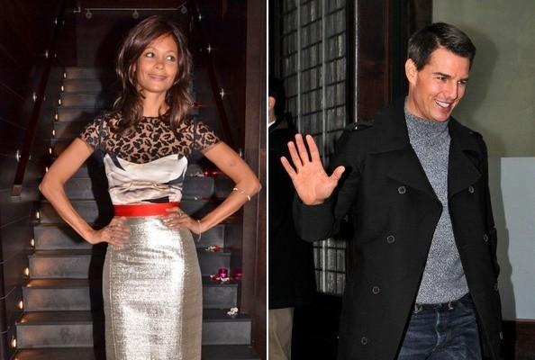 thandie newton and tom cruise relationship
