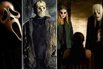 The Creepiest Masks from the Movies