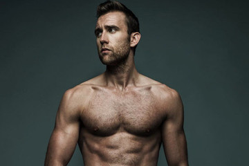 Take a Moment to Marvel at Yet Another Shirtless Photo of Neville Longbottom