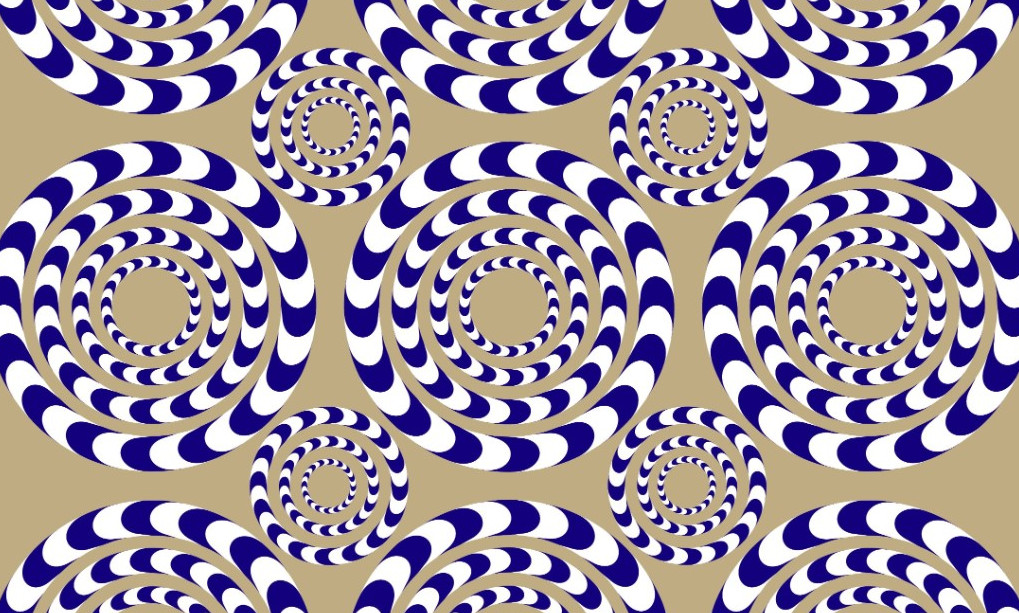 Done With The Dress Have Your Mind Blown By These Optical - Mind blowing optical illusion