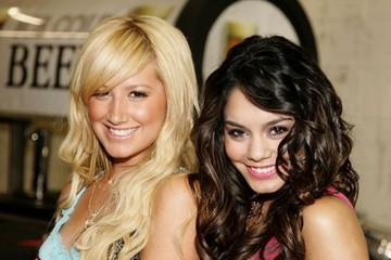 Vanessa Hudgens' Celebrity Friends