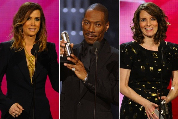 2011 Comedy Awards Winners