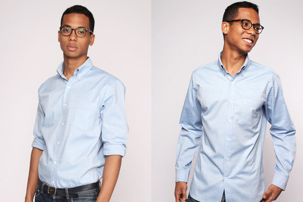 Here's a Shirt You Can Wear for 100 Days Without Washing—Is That Gross?
