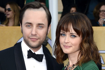 'Gilmore Girl' Alexis Bledel Had a Baby With Husband Vincent Kartheiser in the Fall