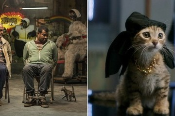 Key and Peele on What It's Like to Work with the Cutest Cat on the Planet