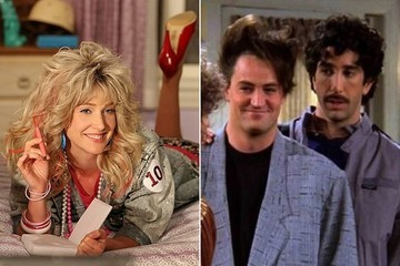 The Best TV Flashback Looks