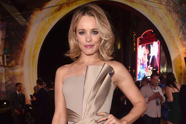 Rachel McAdams Is Reportedly 7 Months Pregnant With Her First Child