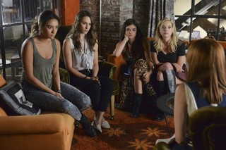 'Pretty Little Liars' 5.18 Recap: The Tell-Tale HeArt