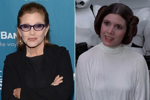 20 Carrie Fisher Quotes That Prove She Was So Much More Than a Princess