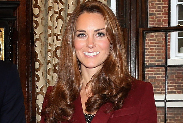 Kate Middleton: Doomed to Have the Same Hairstyle Forever