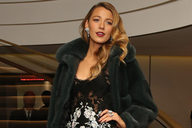 Blake Lively Shows Us How to Do Old Hollywood Right
