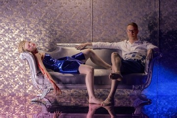 Elle Fanning Is Bloody Gorgeous In First Images from 'Neon Demon'