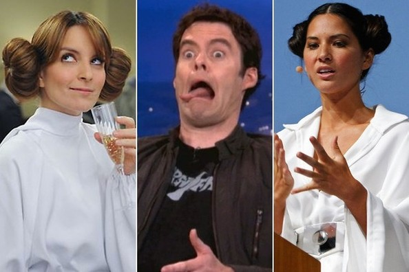 10 Comedians Who Deserve to Be in 'Star Wars'