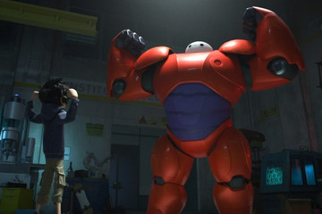 The New Trailer for 'Big Hero 6' is a Blast