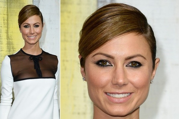 Makeup Trick to Try: Envelop Your Entire Lids Like Stacy Keibler