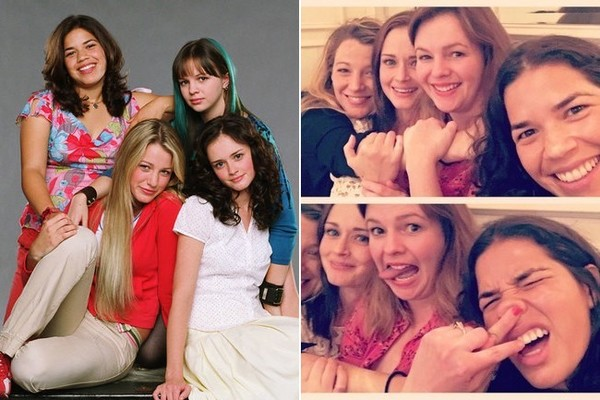 'The Sisterhood of the Traveling Pants' Stars Reunite, Discuss Possibility of a Third Movie