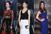 The Best Looks from the 'Into the Woods' Premiere