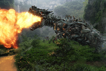 Zimbio Flash Film Review: 'Transformers: Age of Extinction'