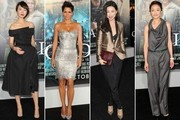Best & Worst Dressed at the 'Cloud Atlas' Hollywood Premiere
