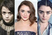 The Transformation of Maisie Williams