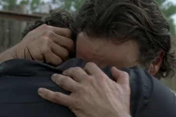 With a Hug, Rick & Daryl Remind Us Why We Watch 'The Walking Dead'