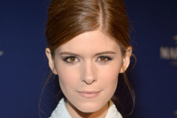 Hair Envy of the Day: Kate Mara's Classic French Twist