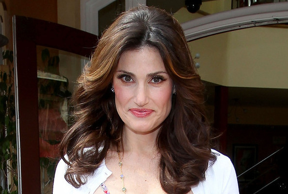 'Glee' Scoop: Idina Menzel to Return - TV News - Zimbio