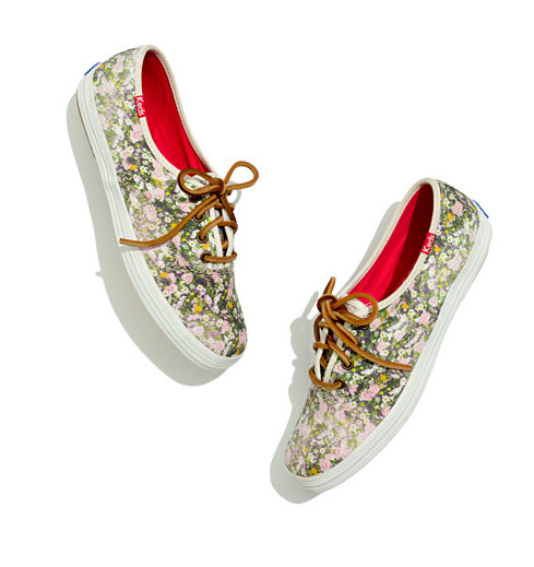 Keds and Madewell Team Up, Cuteness Ensues