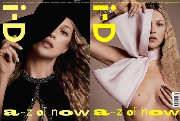 Kate Moss's Quartet of 'i-D' Covers, Kids' Fashion Week Is Coming, and More!