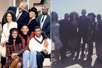 This 'Fresh Prince of Bel-Air' Reunion Was Predictably Fresh