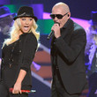"Christina Aguilera & Pitbull, ""Feel This Moment"""