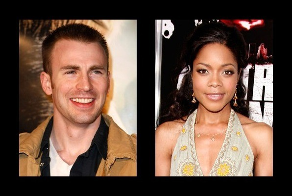 25+ Chris Evans And Naomie Harris Relationship  Pics